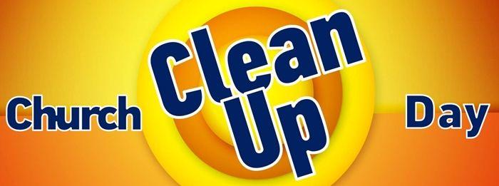 Church Clean-Up Day